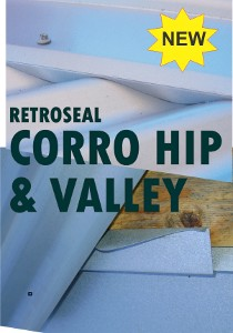 Retroseal CORRO HIP & VALLEY