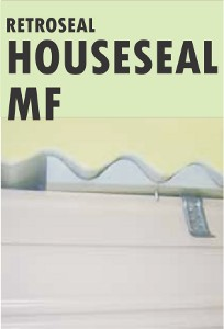 Retroseal HOUSESEAL METAL FASCIA